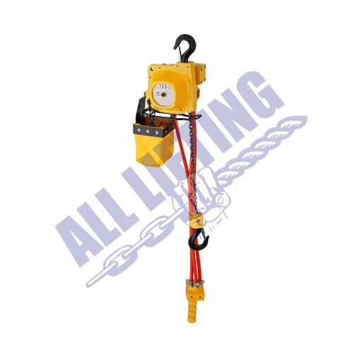 EHL Series Chain Pneumatic Air Hoist (Pull Cord)
