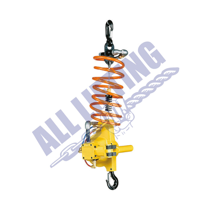 EHW Wire Rope Pneumatic Air Hoists