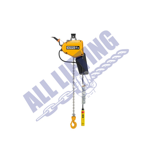 EQ Electric 3 Phase Chain Hoist Dual Speed