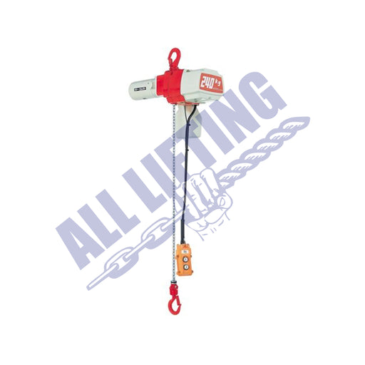 ED Electric Chain Hoist with Pendant Control