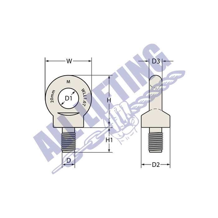 eye-bolt-BS529-diagram-dimensions-all-lifting