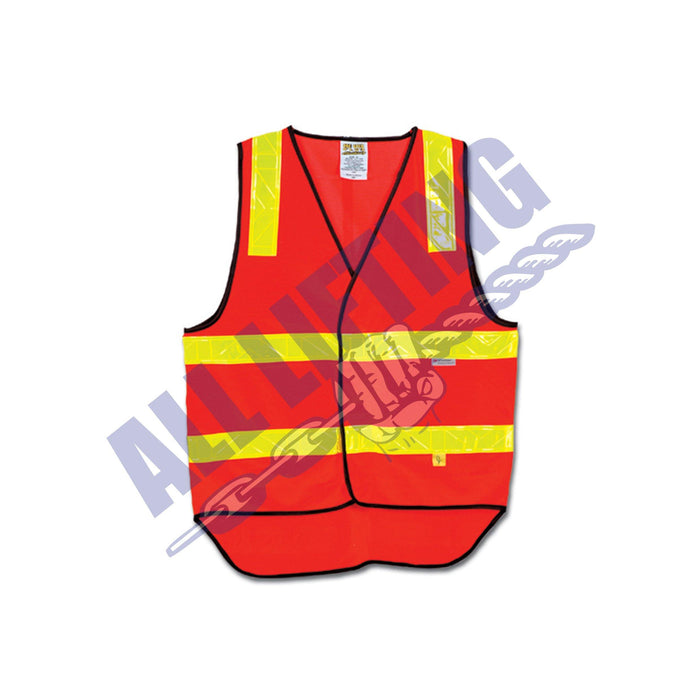 Fluro Orange VicRoads Vest