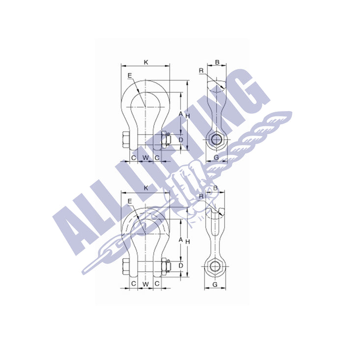 forged-alloy-wide-body-shackle-diagram-all-lifting