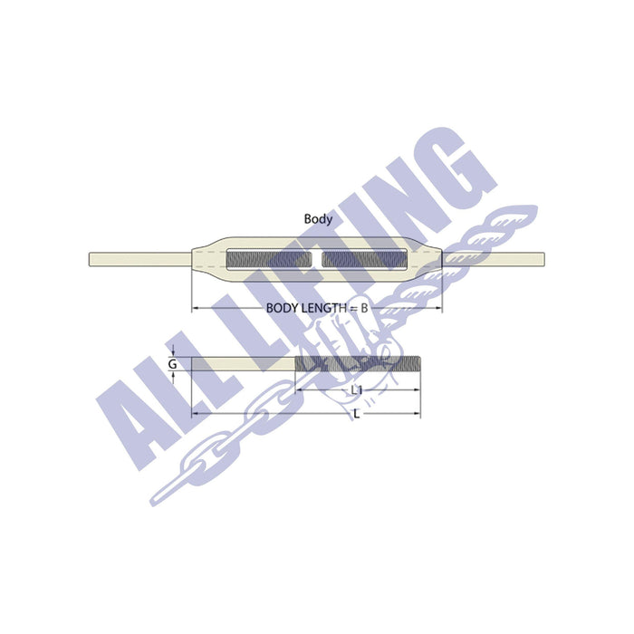 Commercial-Forged-Turnbuckle-Stub-and-Stub-dimensions-All-Lifting