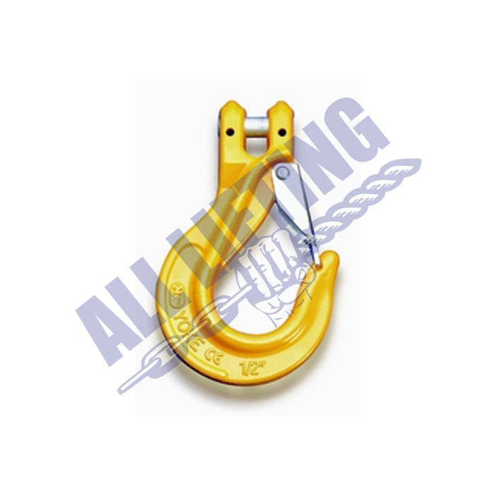 Grade 80 Sling Hook Clevis with Latch
