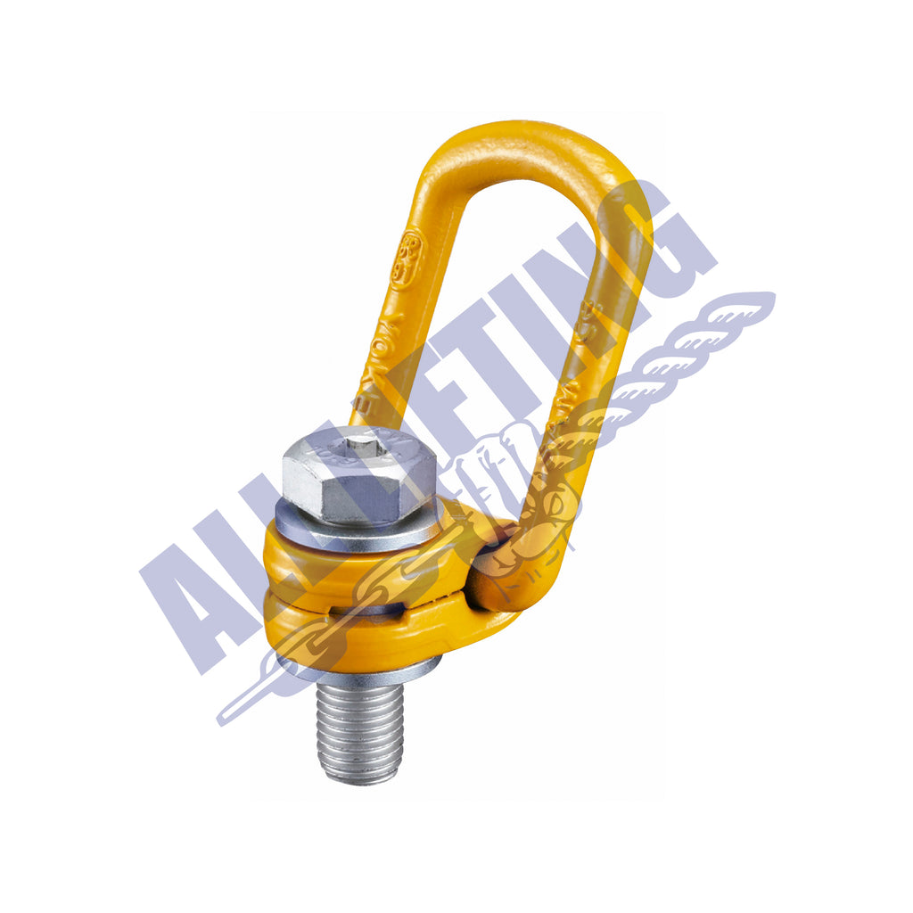 Grade 100 Swivel Lifting Point Elongated Bolt All Lifting