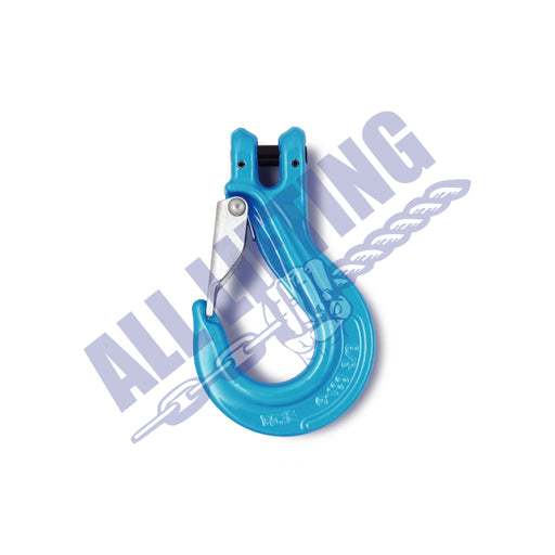 Grade 100 Sling Hook with Latch clevis Type
