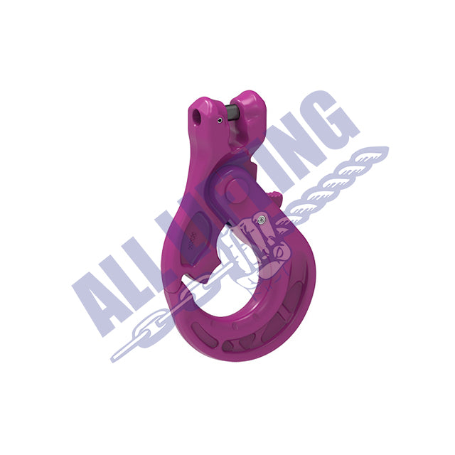 ICE Grade 120 Self Locking Hook for Skip Dumpers