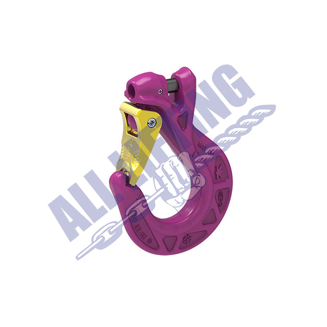 ICE Grade 120 Clevis Star Hook