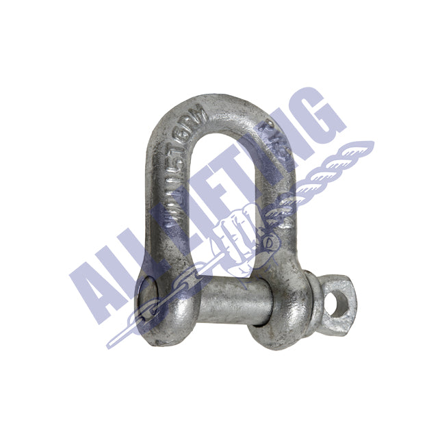 Rated Shackle Grade M Screw Pin