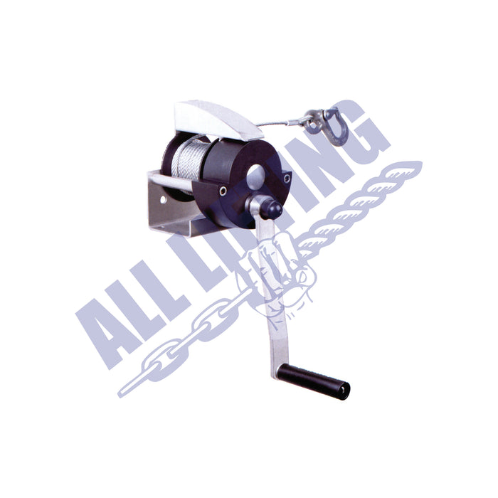 Haacon Stainless Steel Hand Winch