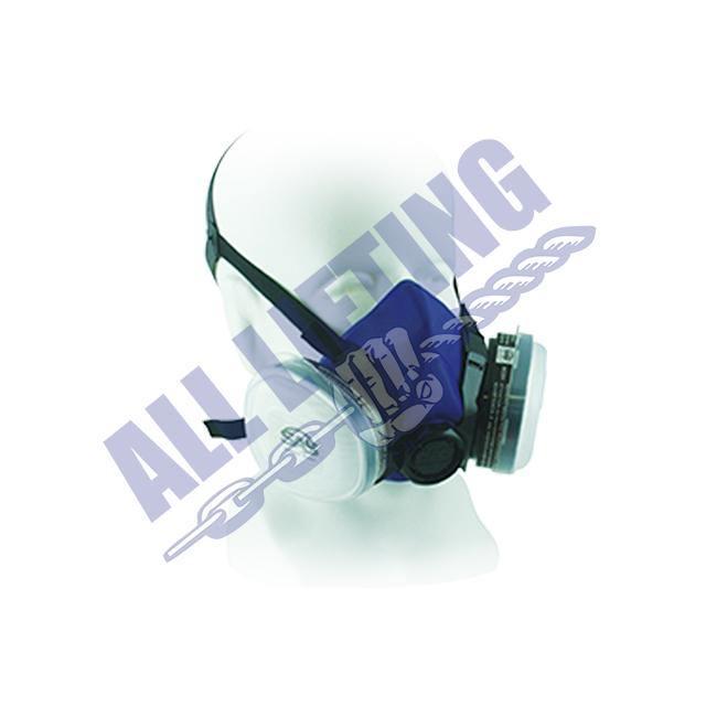 Assembled Half Mask Respirator - All Lifting