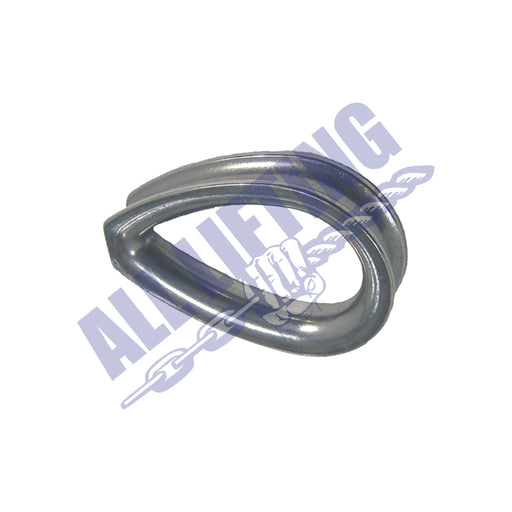 Stainless Steel Heavy Duty Closed Wire Rope Thimble