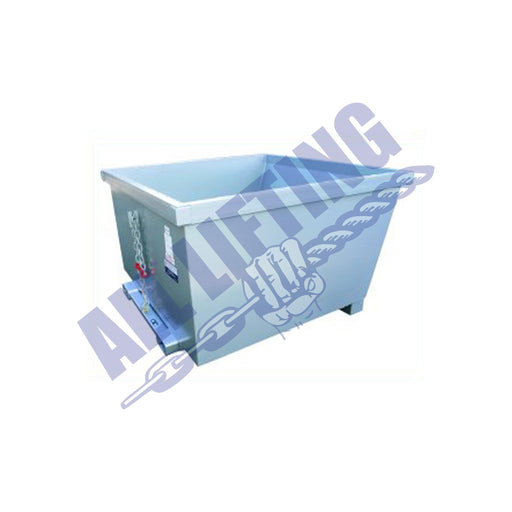 Heavy Duty Self Dumping Bin - All Lifting