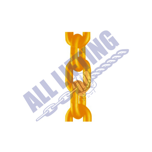 Grade 80 Chain Yellow