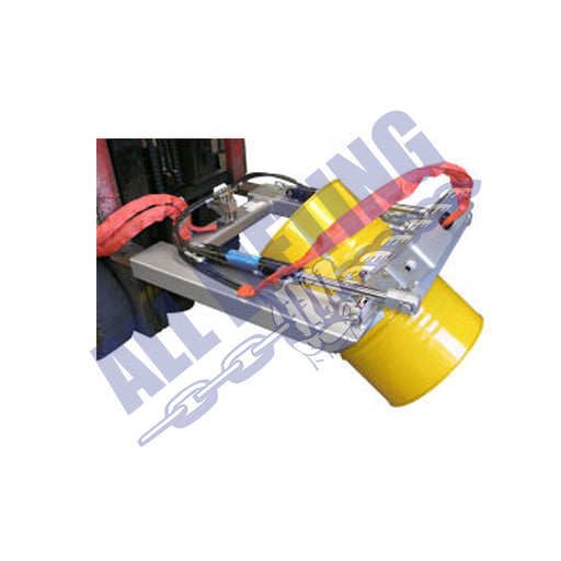 Hydraulic-drum-grab-rotator-all-lifting