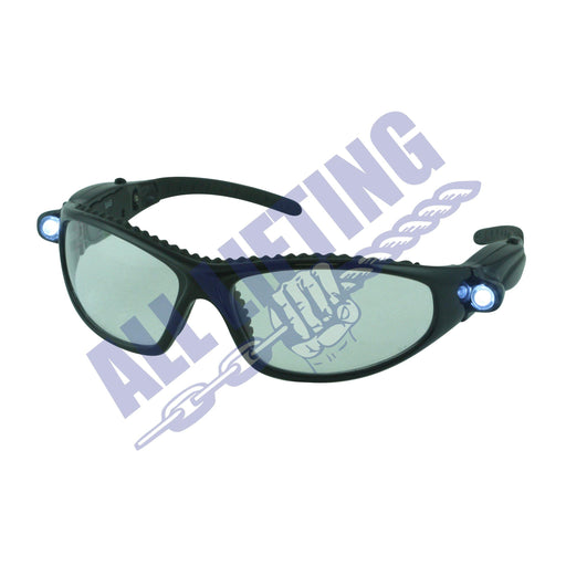 LED Inspector Safety Glasses - All Lifting
