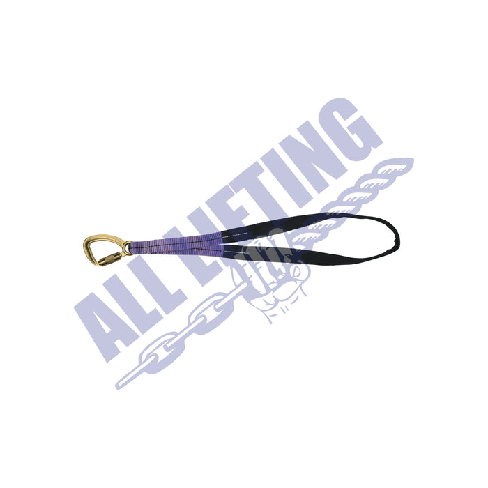 Loop-SEP-40kN-Height-Safety-Sling-with-Kobra-Twist-Action-Karabiner-all-lifting