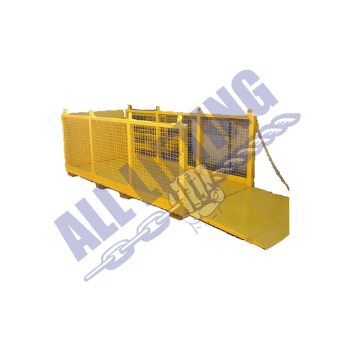 Materials Cage Storage Box - All Lifting