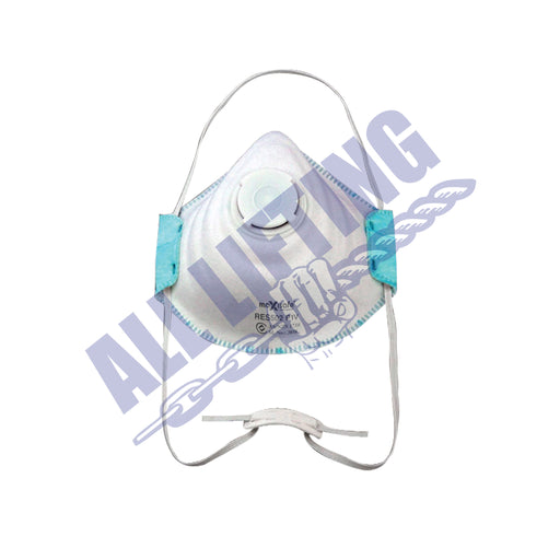P1 Moulded Disposable Respirator with Valve