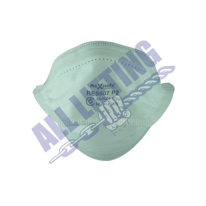 P2 Horizontal Flat Fold Disposable Respirator
