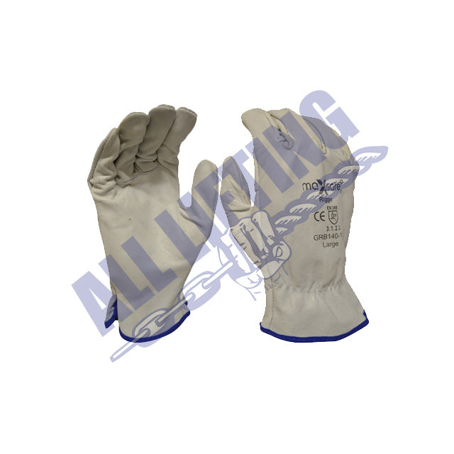 Natural Full Grain Riggers Glove