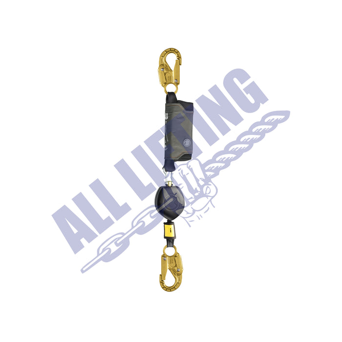 peanut-single-retractable-lanyard-with-snap-hook-all-lifting