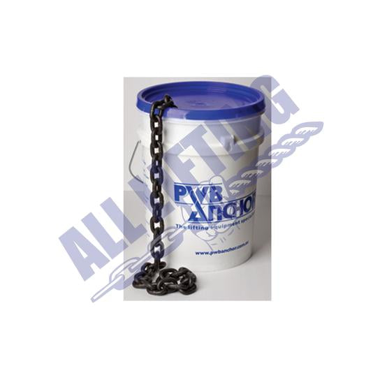 Long Link Proof Coil Chain