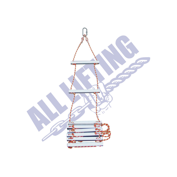 SLC Aluminium Rungs Portable Climbing Ladder