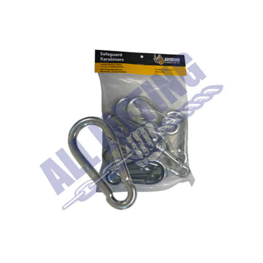 Safeguard/ Gladiator Cargo Net Replacment Snap Hook/ Karabiner