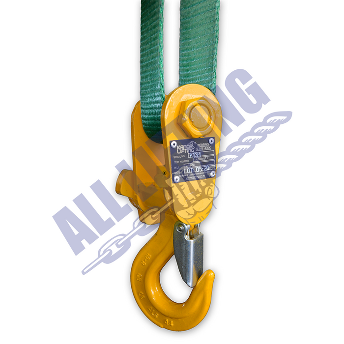 Snatch Webbing Sling Hook