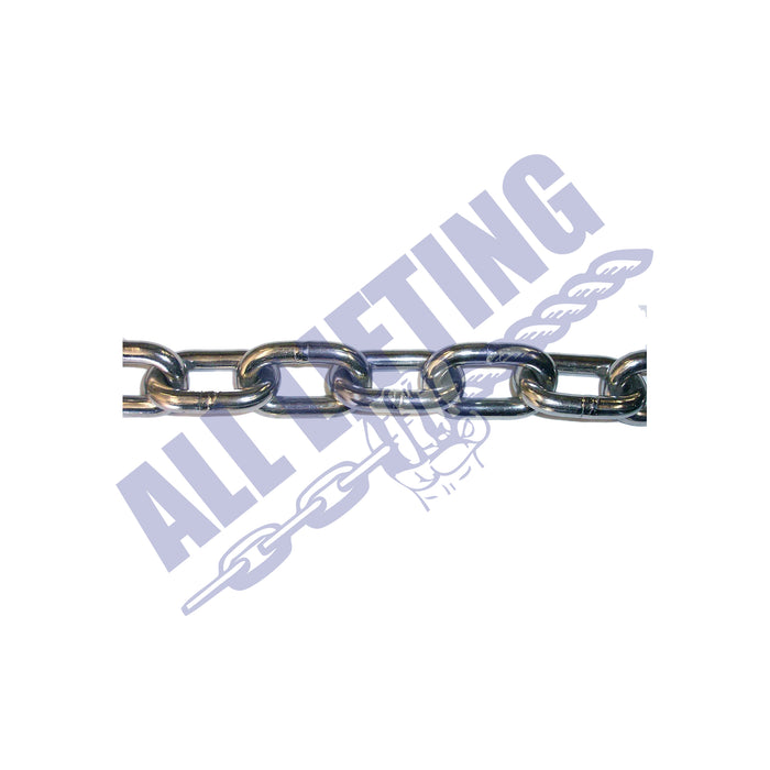 Stainless Steel Commercial Proof Coil Chain