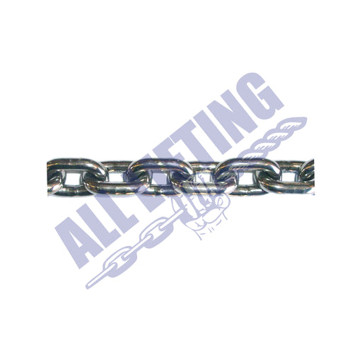 Stainless Steel Commercial Short Link Chain 316