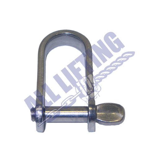Stainless Steel Light Weight Strip Shackle