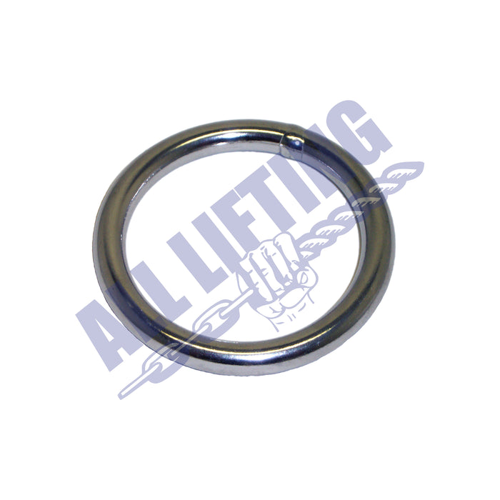 Stainless Steel Round Ring