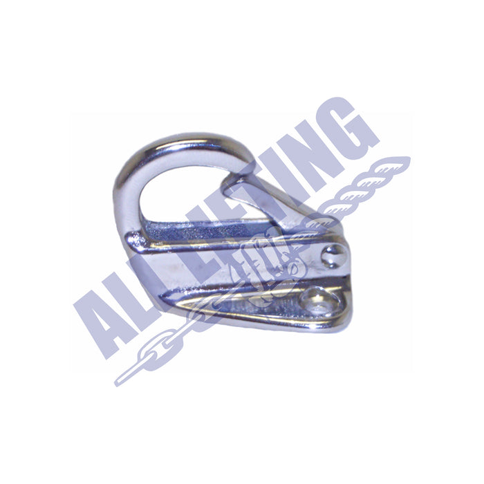 Stainless Steel Snap Hook with Plate