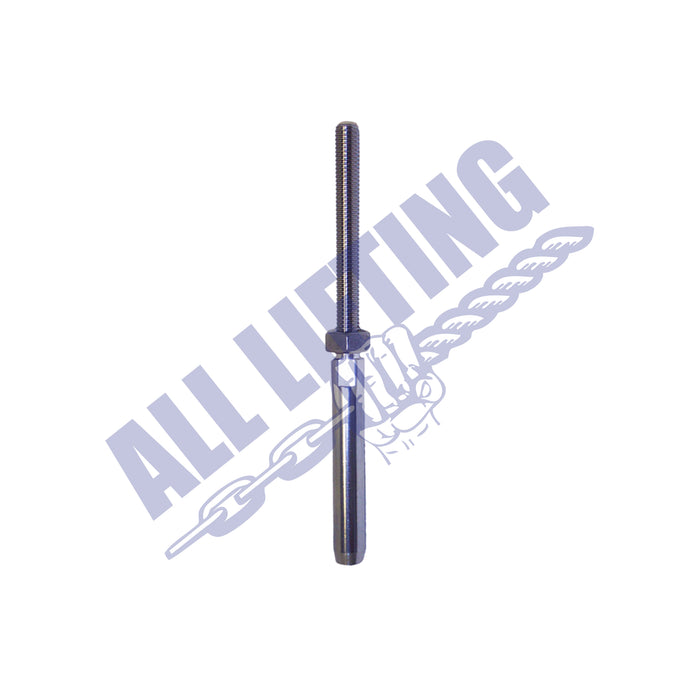 Stainless Steel Swage Stud Threaded Terminal