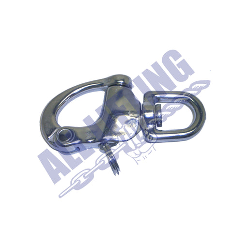Stainless Steel Swivel Eye Snap Shackle