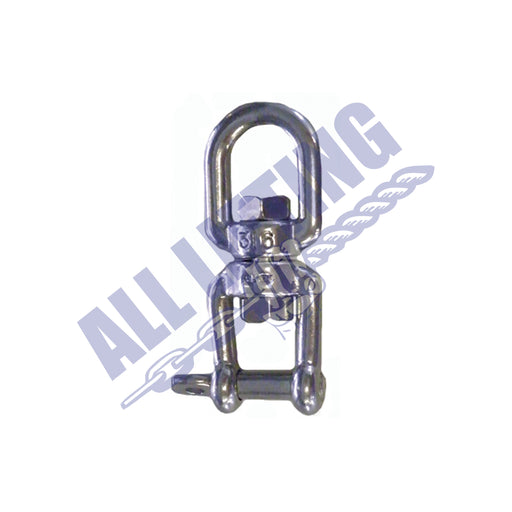 Stainless Steel Jaw and Eye Swivel