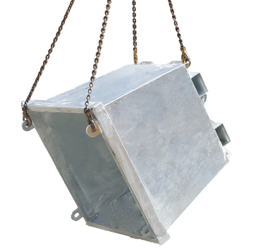 Heavy Duty Crane Bin - All Lifting