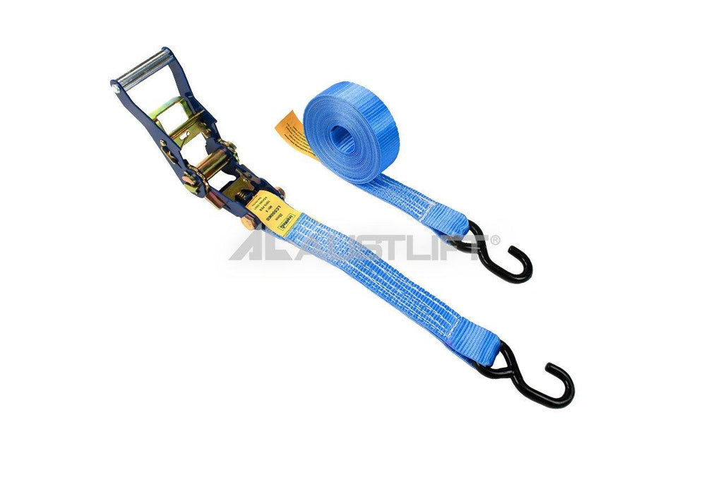 35mm Webbing Ratchet Tie Down - All Lifting