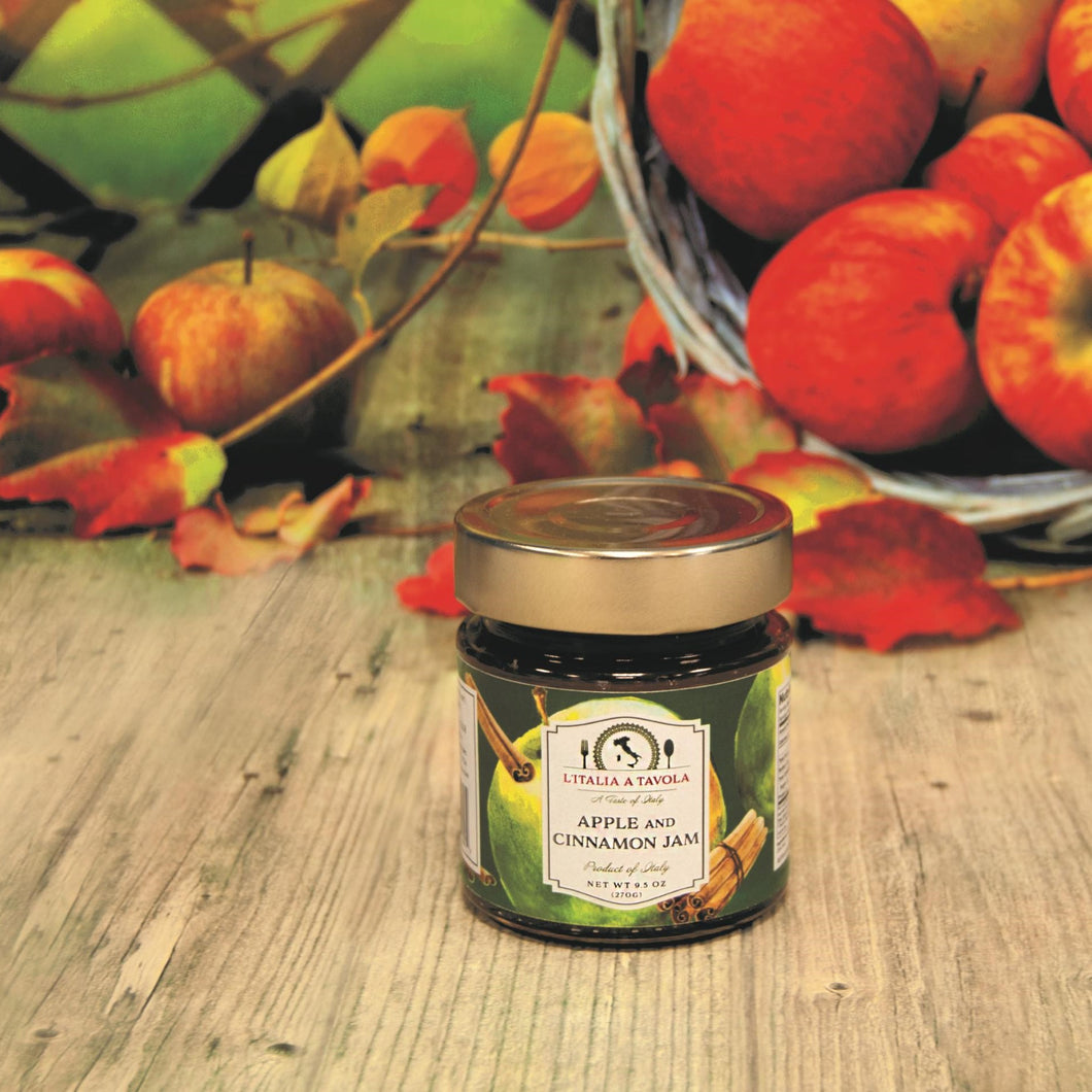 Apple and Cinnamon Jam - L'Italia a tavola