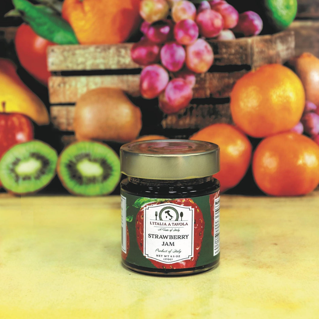 Strawberry Jam - L'Italia a tavola