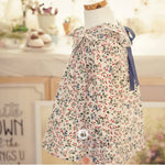 Baby flowers cotton dress
