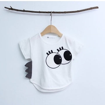 Eyeball Tee - White