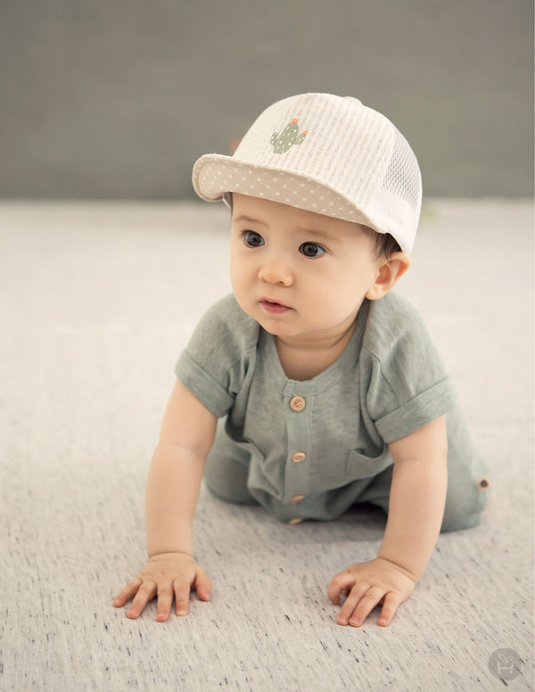 Dairin wire cap | Korean Kids Clothes - Imaryakids