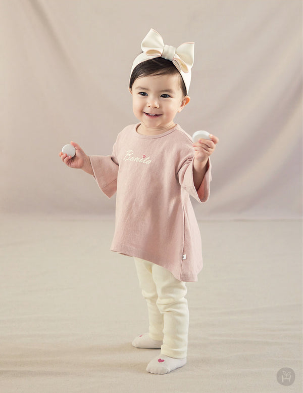 Every Daily Leggings - Ivory | Korean Kids Clothes - Imaryakids