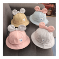 1-2 Years Cotton Hat - Ribbon