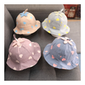 1-2 Years Cotton Hat - Flower