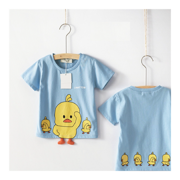 Summer T-shirt Duck
